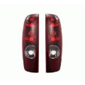 Canyon - Lights - Tail Light - GMC -# - 2004-2012 GMC Canyon Rear Brake Tail Lights -Driver and Passenger Set