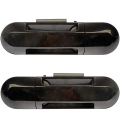 Mountaineer - Door Handle - Outside - Mercury -# - 2002-2010 Mountaineer Outside Door Pull Smooth -Pair Rear Doors