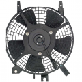 Corolla - Cooling Fan - Toyota -Replacement - 1993 1994 1995* Corolla Condenser Cooling Fan