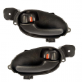 Bravada - Door Handle - Inside - Olds -# - 2002 2003 2004 Bravada Inside Door Handle Black -Set L/R -Front/Rear