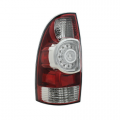 Tacoma - Lights - Tail Light - Toyota -Replacement - 2009-2015 Tacoma Tail Light LED Center -Left Driver