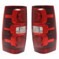 Tahoe - Lights - Tail Light - Chevy -# - 2007-2014 Tahoe Tail Lamps -Driver and Passenger Set