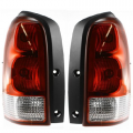 Terraza - Lights - Tail Light - Buick -# - 2005 2006 2007 Terraza Rear Tail Lights Brake Lamps -Driver and Passenger Set