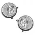 Compass - Lights - Headlight - Jeep -# - 2007-2010 Compass Headlights -Driver and Passenger Set