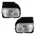 Avalanche - Lights - Fog / Driving - Chevy -# - 2003-2004* Avalanche Fog Lights -Driver and Passenger Set