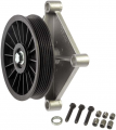 Park Avenue - AC Bypass Pulley - Buick -# - 1996-2005 Park Avenue 3.8 AC Bypass Pulley