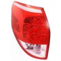 RAV4 - Lights - Tail Light - Toyota -Replacement - 2006 2007 2008 Rav4 Rear Tail Light Brake Lamp -Left Driver