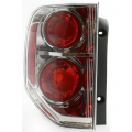 Pilot - Lights - Tail Light - Honda -# - 2006 2007 2008 Honda Pilot Rear Brake Tail Light -Left Driver