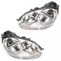 Jetta - Lights - Headlight - VW -# - 2005-2010 Jetta Sedan Headlamps -Driver and Passenger Set