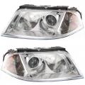 Passat - Lights - Headlight - VW -# - 2001-2005 Passat Headlamps -Driver and Passenger Set