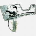 Torrent - Window Regulator / Motor - Pontiac -# - 2006-2009 Torrent Window Regulator with Motor and Panel -Right Passenger Rear